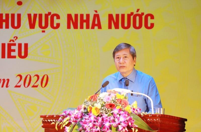 Khẳng định vai trò, trách nhiệm của tổ chức Công đoàn tham gia xây dựng Đảng
