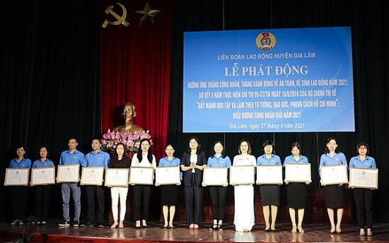Kết quả rõ nét  trong học tập, làm theo tư tưởng, đạo đức, phong cách Hồ Chí Minh