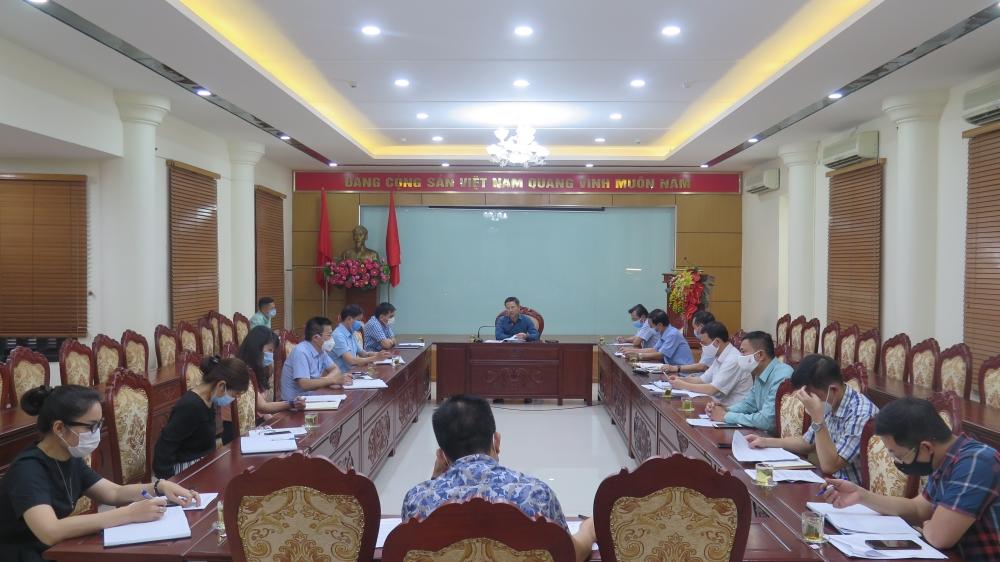 Thành lập Ban chỉ đạo công tác phòng, chống Covid- 19 Liên đoàn Lao động Thành phố