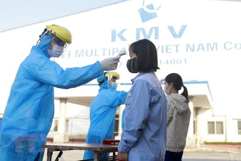 """Hà Nội đã thành lập được 7.137 """"Tổ An toàn Covid-19"""" trong doanh nghiệp"""