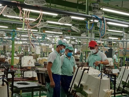 Hà Nội: Đến 23/5, gần 2000 doanh nghiệp thành lập Tổ An toàn Covid-19