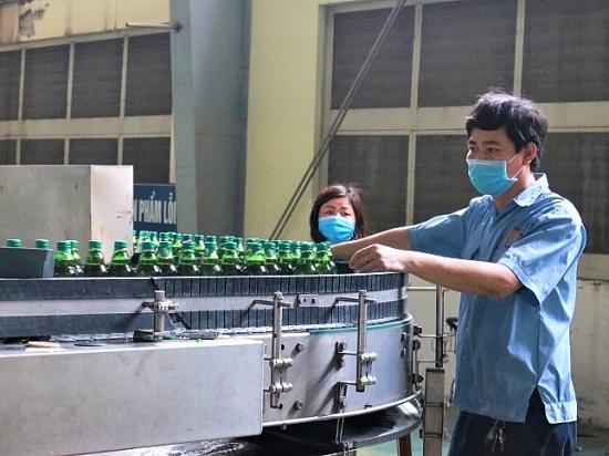 Gần 40 ngàn công nhân lao động tham gia Tổ An toàn Covid-19