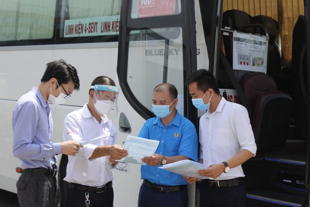 """Hà Nội: Trên 2.600 doanh nghiệp thành lập """"Tổ An toàn Covid-19"""""""