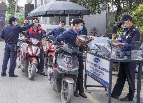 """Hà Nội: Gần 2.800 doanh nghiệp thành lập """"Tổ An toàn Covid-19"""""""