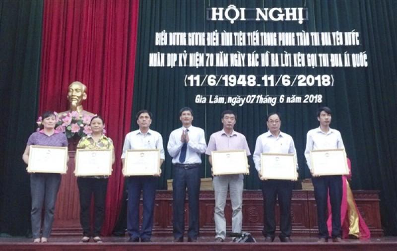 84 tap the va ca nhan tieu bieu trong cac phong trao thi dua yeu nuoc duoc tuyen duong khen thuong