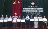 Khen thưởng cá nhân tiêu biểu trong các phong trào thi đua