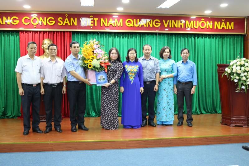 LĐLĐ quận Hoàng Mai có tân Chủ tịch