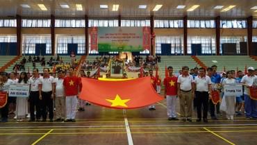 Tưng bừng hội thao truyền thống CNVCLĐ Tổng Công ty Thuốc lá Việt Nam lần thứ X- 2018