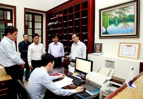 bo lao dong thuong binh va xa hoi dat top 10 bo nganh co chi so cai cach hanh chinh cao nhat