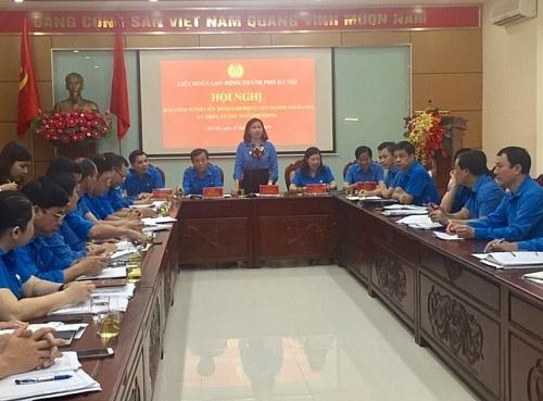 Hội nghị Ban chấp hành LĐLĐ Thành phố khóa XVI, kỳ họp lần thứ 7 (mở rộng)