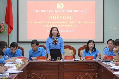 Khẳng định và nâng cao vị thế của tổ chức công đoàn Thủ đô