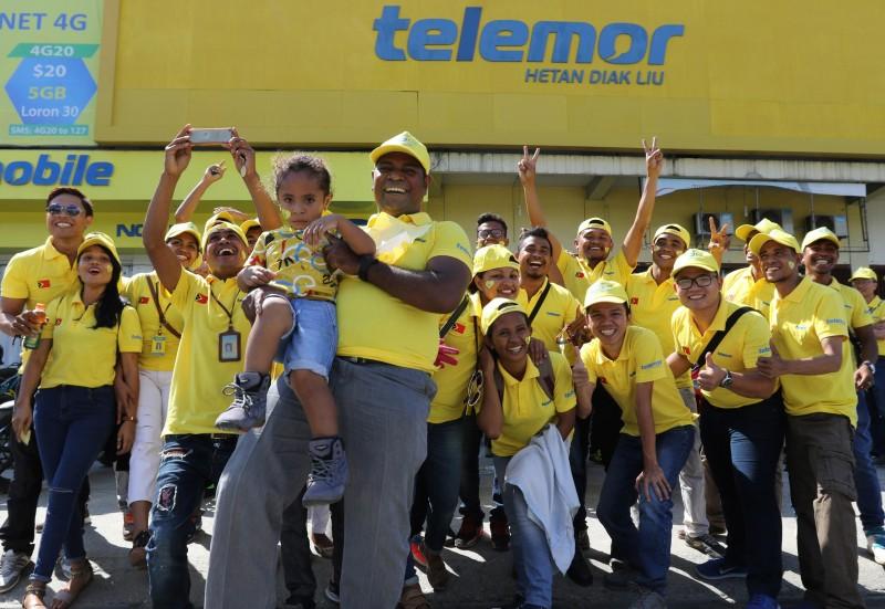 Viettel cung cấp giải pháp công nghệ thông tin tổng điều tra dữ liệu dân số tại Đông Timor