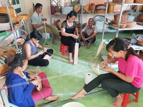 Hà Nội: Vượt mục tiêu về lao động nông thôn có việc làm thường xuyên