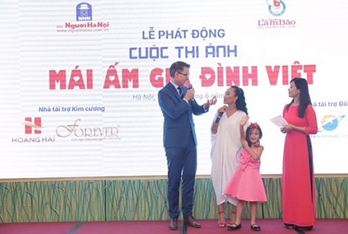 phat dong cuoc thi anh mai am gia dinh viet