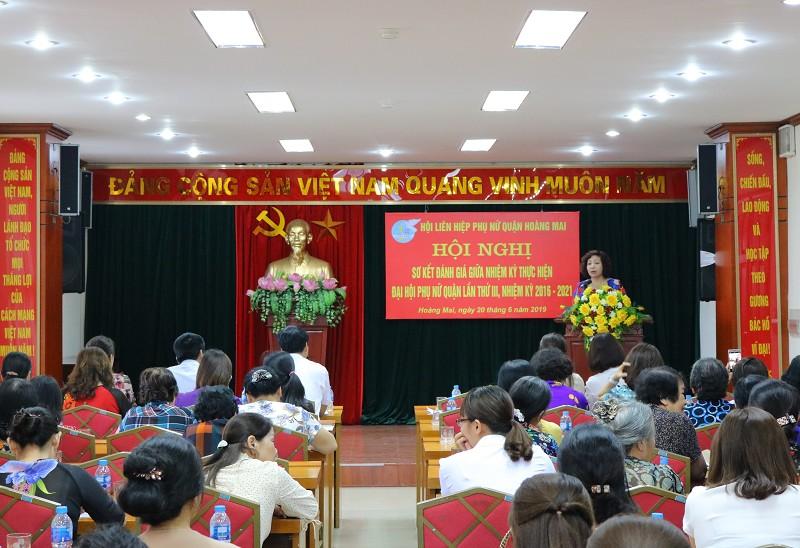 Hội LHPN quận Hoàng Mai: cảm hóa, giáo dục 28 trẻ em chưa ngoan