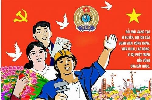 Tăng cường tuyên truyền kỷ niệm 90 năm ngày thành lập Công đoàn Việt Nam