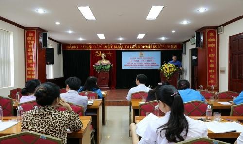 Tập huấn triển khai Nghị quyết số 42/NQ-CP của Chính phủ