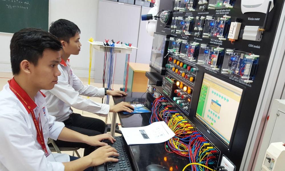 Kỳ thi Kỹ năng nghề quốc gia tổ chức vào cuối tháng 8