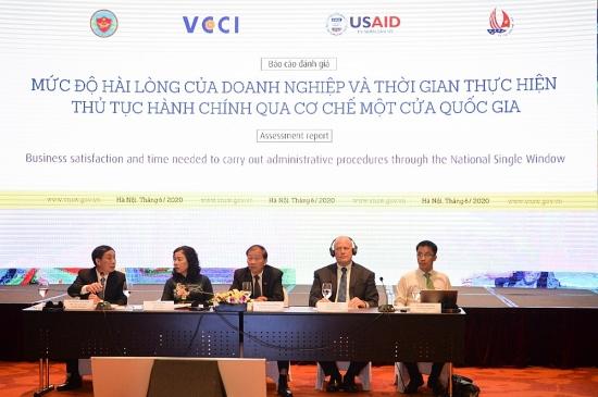 Hơn 90% doanh nghiệp có trải nghiệm tích cực với hệ thống Một cửa quốc gia của Viettel