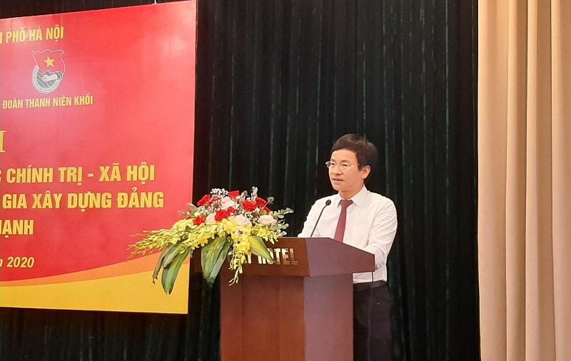 Phát huy vai trò của Đoàn thể Khối các cơ quan Thành phố tham gia xây dựng Đảng trong sạch, vững mạnh