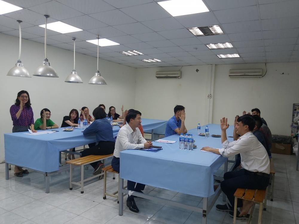Hướng dẫn quy trình xây dựng, thương lượng, ký kết Thỏa ước lao động tập thể