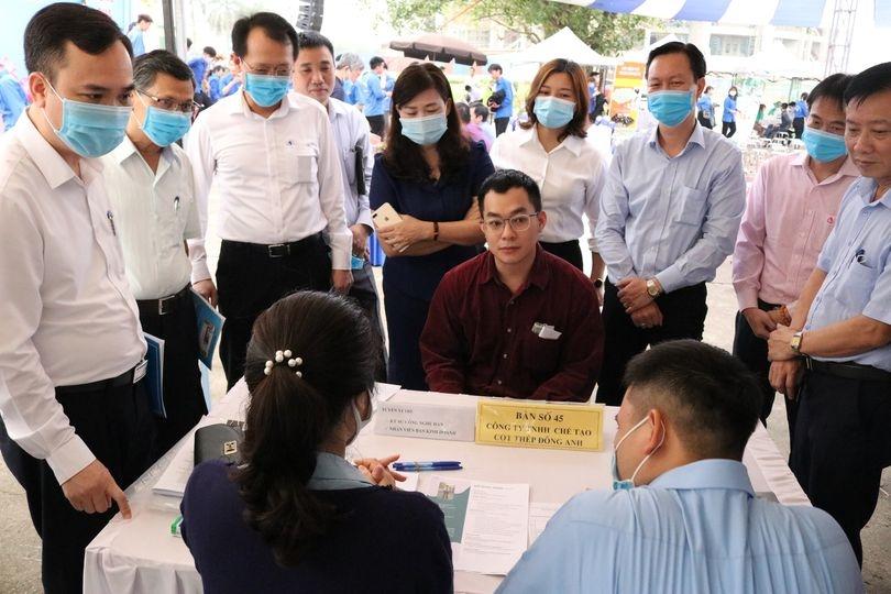 5 tháng đầu năm, Hà Nội giải quyết việc làm cho hơn 78,6 nghìn lao động