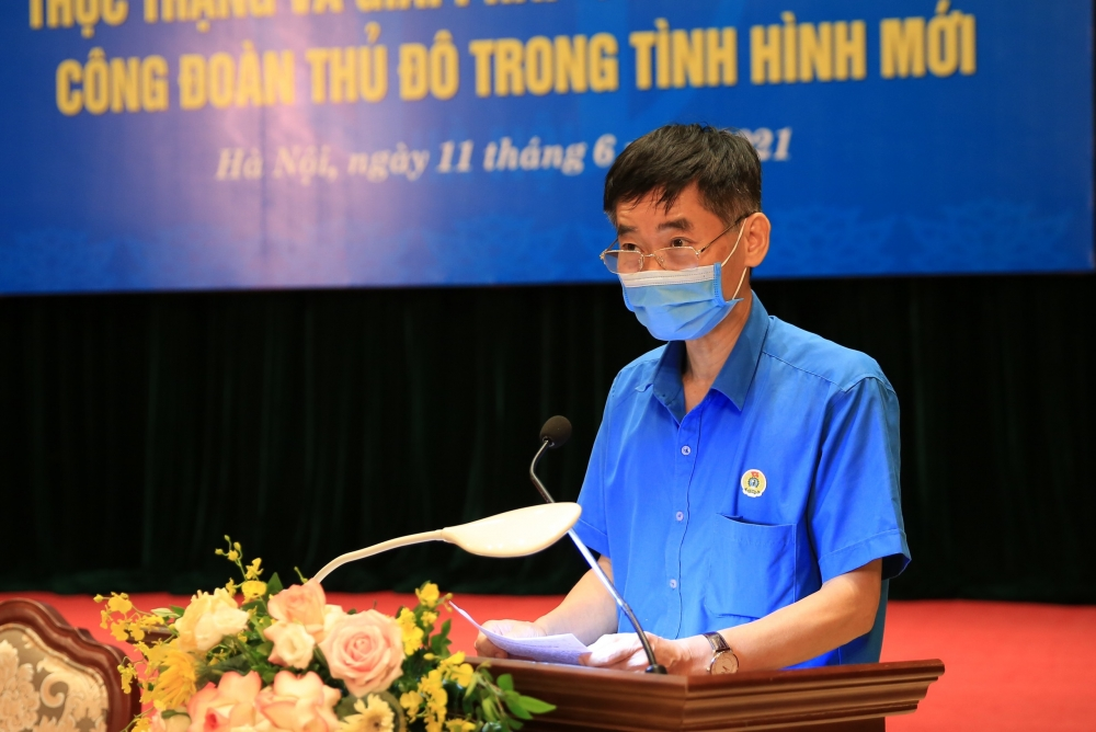 Nâng cao chất lượng cán bộ Công đoàn Thủ đô đáp ứng yêu cầu tình hình mới
