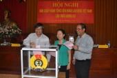 Chủ tịch LĐLĐ Thành phố Hà Nội Nguyễn Thị Tuyến được bầu vào Đoàn Chủ tịch Tổng LĐLĐ Việt Nam khóa XI