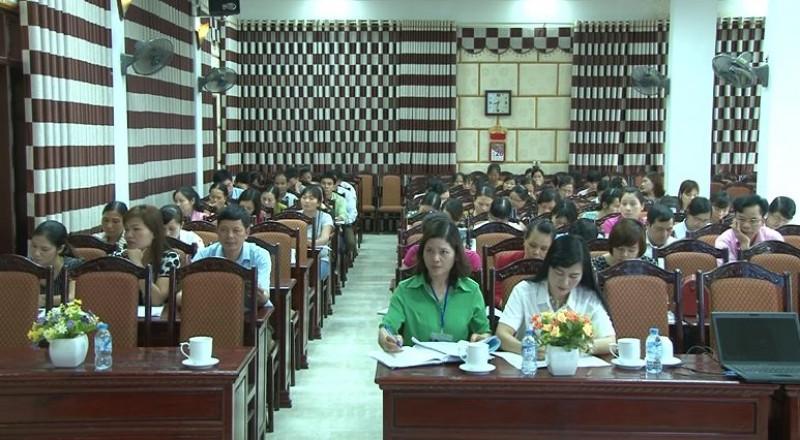 Trên 3000 cán bộ công đoàn được tập huấn nghiệp vụ kiểm tra
