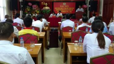 Chỉ đạo thành công Đại hội điểm CĐCS khối doanh nghiệp