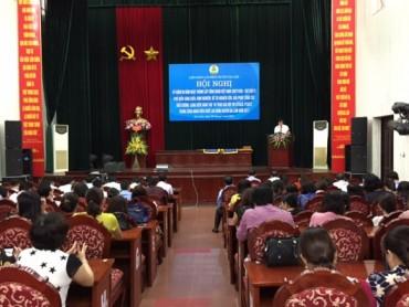 Nhiều hoạt động kỷ niệm 88 năm ngày thành lập Công đoàn Việt Nam