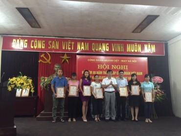 Thiết thực kỷ niệm 88 năm Ngày thành lập CĐ Việt Nam