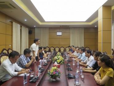 LĐLĐ Thành phố Hà Nội và LĐLĐ tỉnh Thừa Thiên Huế chia sẻ kinh nghiệm hoạt động