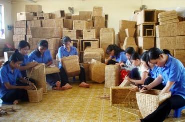 Nhân rộng các mô hình đào tạo nghề cho nông thôn