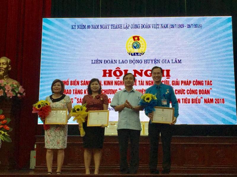 Chuỗi hoạt động  nhân  kỷ niệm 89 năm ngày thành lập Công đoàn Việt Nam