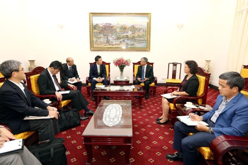 Tăng cường hợp tác lao động giữa Việt Nam và Nhật Bản