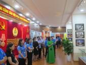 Khánh thành Phòng Truyền thống Công đoàn Thủ đô