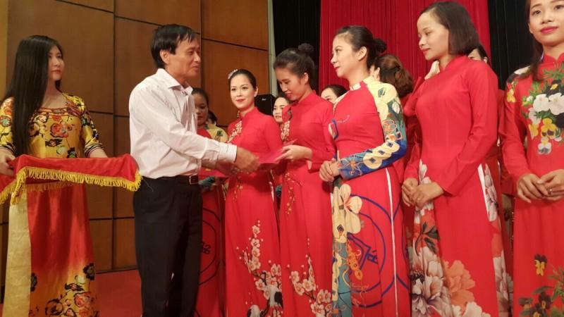 Bế giảng 3 lớp đào tạo hạt nhân văn hóa văn nghệ cơ sở năm 2018