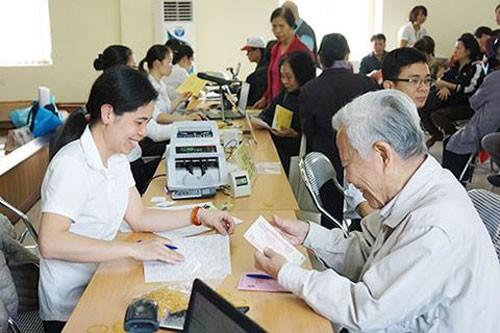 Hướng dẫn điều chỉnh lương hưu, trợ cấp bảo hiểm xã hội