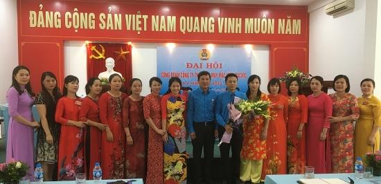 Ông Nguyễn Tràng Huy làm Chủ tịch Công đoàn Công ty TNHH MTV May mặc Việt-Pacific