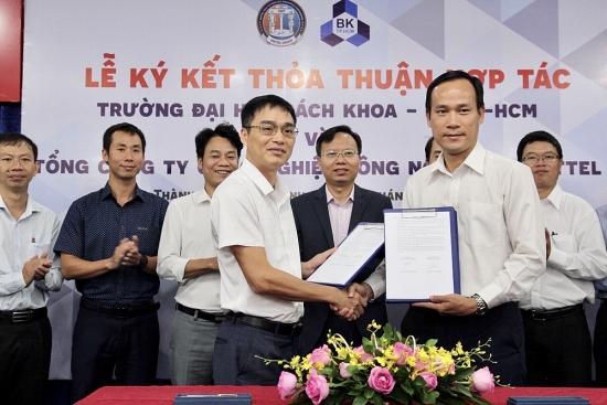 Viettel hợp tác với Trường Đại học Bách khoa Thành phố Hồ Chí Minh sản xuất chip 5G