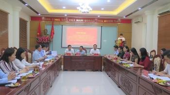 Cụm thi đua số 4 thành phố Hà Nội sơ kết hoạt động 6 tháng đầu năm