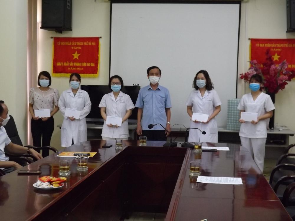 Tiếp sức đoàn viên, người lao động vượt khó thời dịch bệnh