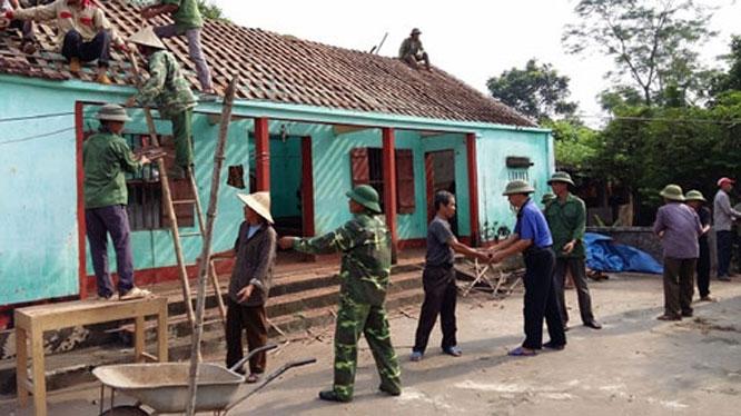 Vận động ủng hộ Quỹ ''Đền ơn, đáp nghĩa'' thành phố Hà Nội