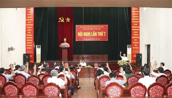 Kinh tế huyện Gia Lâm tiếp tục duy trì xu hướng phục hồi