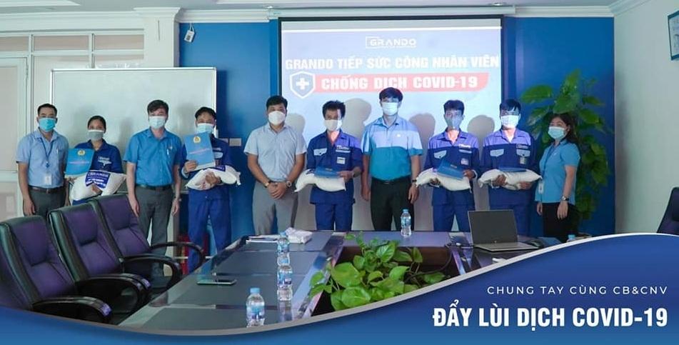 Tiếp tục hỗ trợ đoàn viên, người lao động bị ảnh hưởng dịch Covid-19