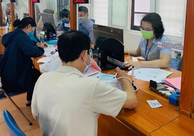 Hà Nội: Giải quyết các thủ tục với người lao động theo hình thức gián tiếp
