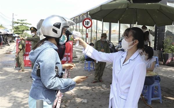 Huyện Gia Lâm: Tiếp tục đề cao cảnh giác, triển khai nghiêm túc các biện pháp phòng, chống dịch