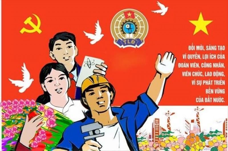 Hà Nội triển khai thi vẽ tranh cổ động chào mừng đại hội Công đoàn Việt Nam