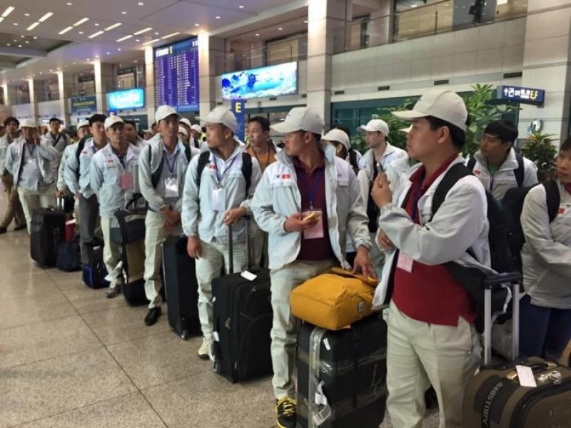 Tuyển lao động đi làm việc tại Đài Loan